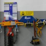 Accessori pre il sollevamento industriale
