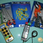 Radiocomandi e manuali a disposizione da Costelmec