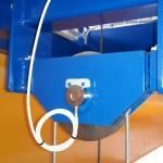 Limitatore di carico per impianto di sollevamento